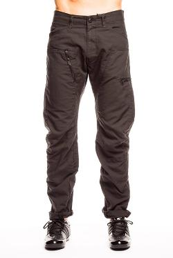 Men's Powell 3D Tapered Fit Pant In Overdye Raven by G-Star in The Expendables 3
