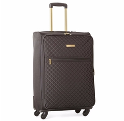Quilted Spinner Luggage by Liz Claiborne in Girls Trip