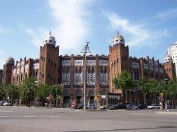 Barcelona, Spain by La Monumental in The Gunman