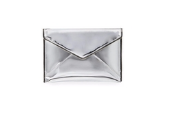 Leo Metallic Envelope Clutch Bag by Rebecca Minkoff in Fuller House