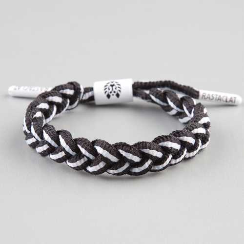 Crooklyn Shoelace Bracelet by Rastaclat in 99 Homes
