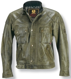 Cougar Blouson Jacket by Belstaff in Wanted