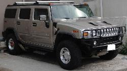 H2 by Hummer in Captain America: The Winter Soldier