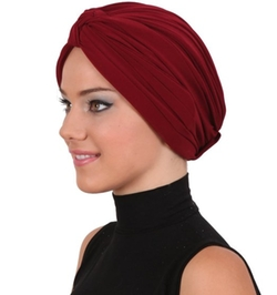Pleated With Style Turban by Deresina Headwear in Me and Earl and the Dying Girl