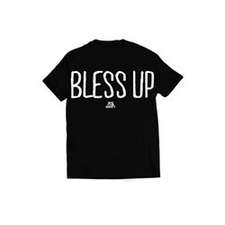 Bless Up T-Shirt by We The Best in Chelsea
