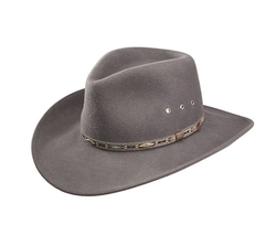 Elk Horn Wool Cowboy Hat by Stetson in Kingsman: The Golden Circle
