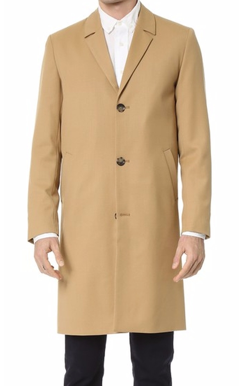 Ludwig Overcoat by Won Hundred in Empire - Season 3 Season 3 Preview