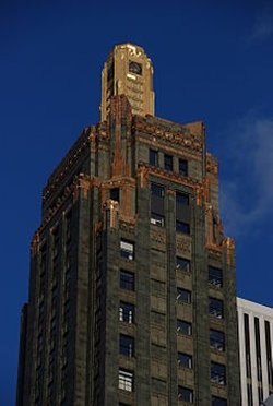 Chicago, Illinois by Carbide & Carbon Building in Wanted