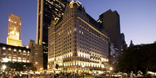 The Plaza Hotel New York City, New York in Sex and the City