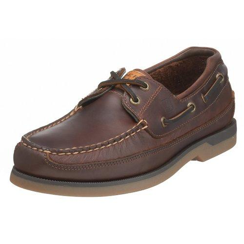 Men's Mako 2-Eye Canoe Moc Lace-Up Shoe by Sperry Top-Sider in We're the Millers