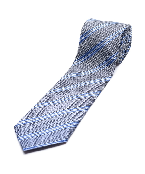 Slim Silk Necktie by Ermenegildo Zegna in Suits - Season 5 Episode 14