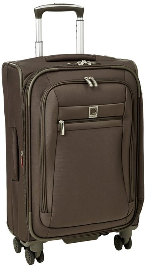 Helium Hyperlite Carry-On Luggage by Delsey Luggage in Begin Again