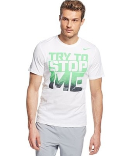 Try To Stop Me Dri-FIT T-Shirt by Nike in Paper Towns