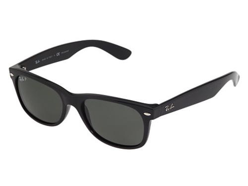 New Wayfarer Polarized Sunglasses by Ray-Ban in The Disappearance of Eleanor Rigby