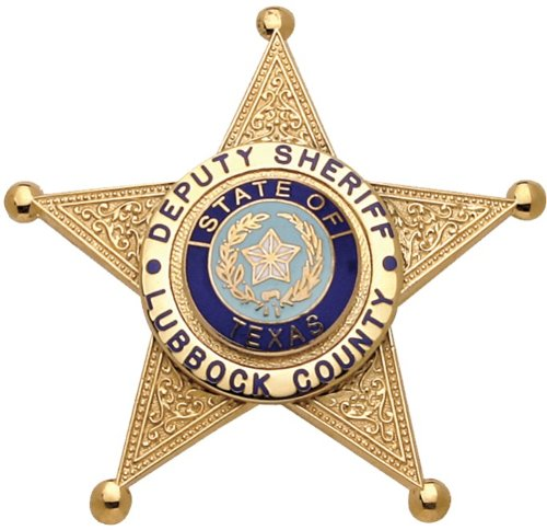 5-Point Star Badge by Smith and Warren in John Wick