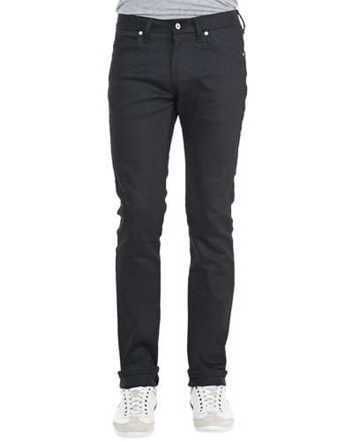 Skinny Guy Power-Stretch Jeans by Naked And Famous Denim in Fantastic Four