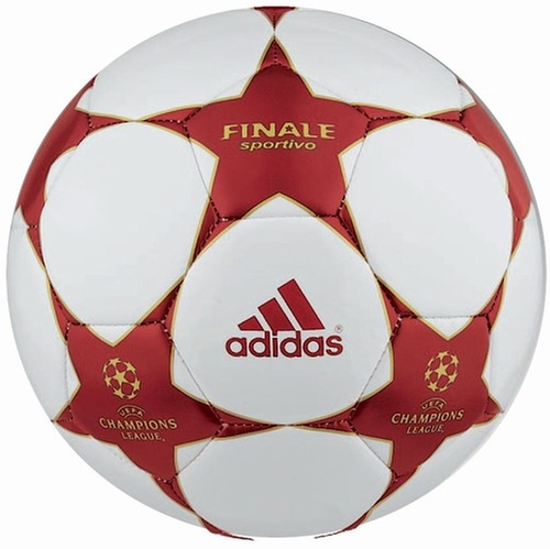 Finale Sportivo Soccer Ball by Adidas in She's The Man