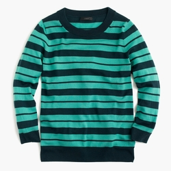 Mixed Stripe Tippi Sweater by J.Crew in Modern Family