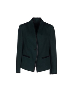 Collarless Blazer by Pinko Black in The Good Wife