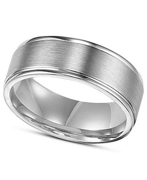 Men's Sterling Silver Ring by Macy's in Wish I Was Here