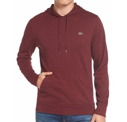 Pullover Hoodie by Lacoste in Love, Simon