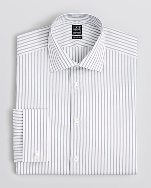 Stripe Dress Shirt by Ike Behar in The Blacklist
