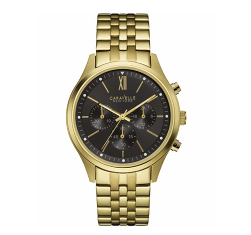 Chronograph Bracelet Watch by Caravelle New York by Bulova in Roadies - Season 1 Preview