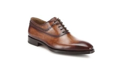Magnanni Leather Oxford Shoes by Saks Fifth Avenue Collection in Designated Survivor