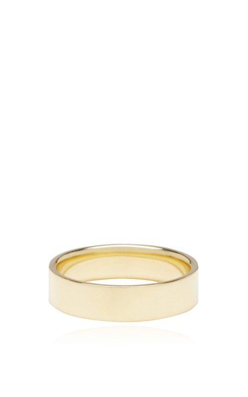 Medium Comfort Fit Band Ring by Finn in Focus