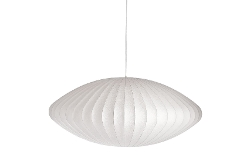 Nelson Saucer Pendant Lamp by George Nelson Associates in The Gift