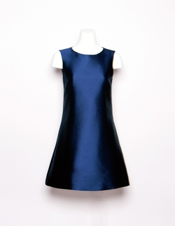 Lawson Dress (Collar Added) by Senza Tempo in New Girl