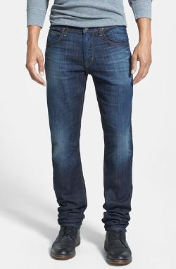Blake Slim Straight Leg Jeans by Hudson Jeans in Savages