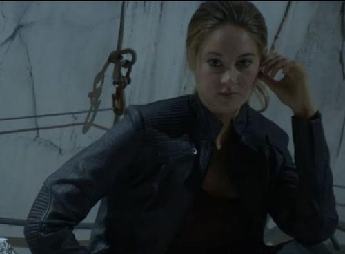 Custom Made Tris Prior Dauntless Jacket by Carlo Poggioli (Costume Designer) in Divergent