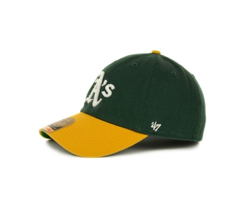 Oakland Athletics '47 Franchise Cap by '47 Brand in Entourage