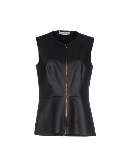 Sleeveless Top by Cedric Charlier in Chelsea - Season 1 Episode 1