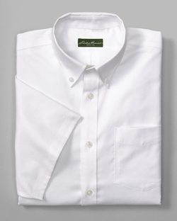 Relaxed Fit Pinpoint Oxford Shirt by Eddie Bauer in My All American
