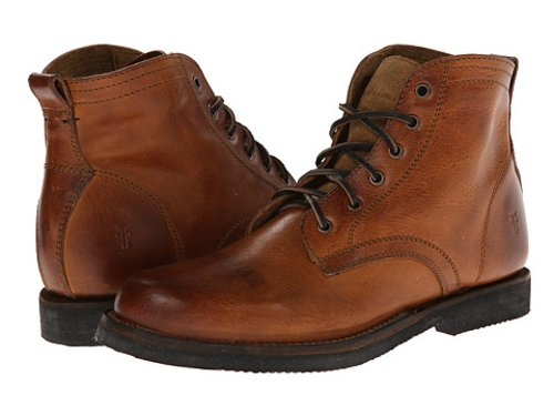 Roland Lace Up Boots by Frye in The Man from U.N.C.L.E.