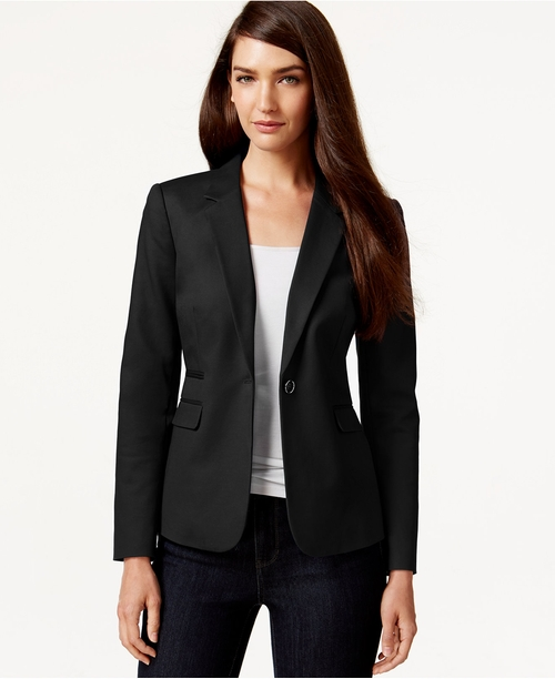 One-Button Blazer by Vince Camuto in Modern Family