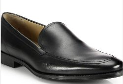 Leather Loafers by Bally in The Age of Adaline