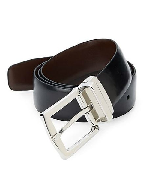 Reversible Leather Belt by Hickey Freeman in Mamma Mia!