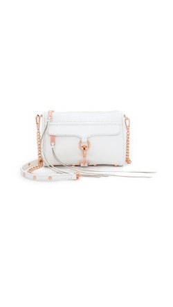 Mini Mac Cross Body Bag by Rebecca Minkoff in Top Five