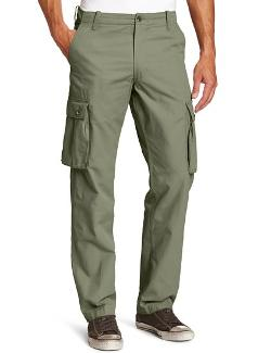 Men's Bellowed Pocket Cargo Pant by Dockers in Neighbors
