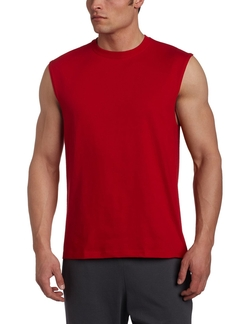 Cotton Muscle Shirt by Russell Athletic in Spotlight