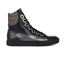 Ruby Sterling High Top Sneakers by Raf Simons in Empire