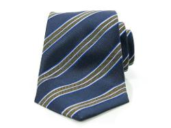7 Fold Mens luxury necktie tie by Isaia in The Judge