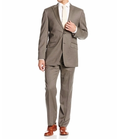 Mercer Two Button Side Vent Suit by Jones New York in New Girl