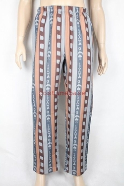 Custom Made Guatemala Pants (The Dude) by Mary Zophres (Costume Designer) in The Big Lebowski