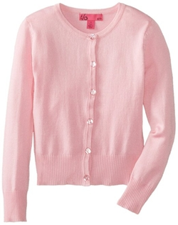 Little Girls' Everyday Cardigan Sweater by Take Out in American Sniper