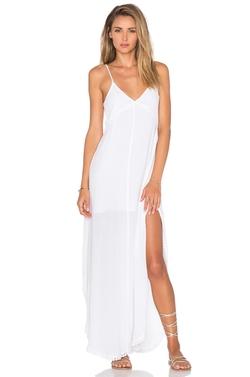 Curacao Slip Dress by Lovers + Friends in Mechanic: Resurrection