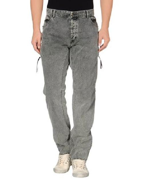 `Denim pants by JUST CAVALLI in Million Dollar Arm